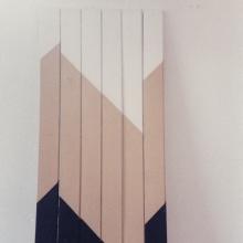 Diagonal-Objekt-2-Holz-120x5cm-1986-Nr-017a