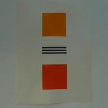 24Edfu-gelb-2018Acryl-auf-Papier56x76cm