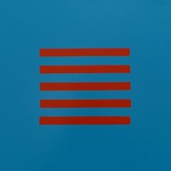 Hölderlin-2-Manganblau-Kadrot-Acryl-Auf-Leinwand-40x40cm-2012-Nr-076095