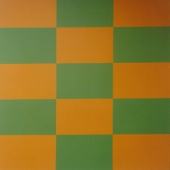 Marokko-06-Acryl-Auf-Leinwand-120x120cm-1996-Nr-025117