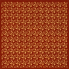 Struktur-06-Englischrot-Gold-Öl-Auf-Leinwand-100x100cm-1985-Nr-008151